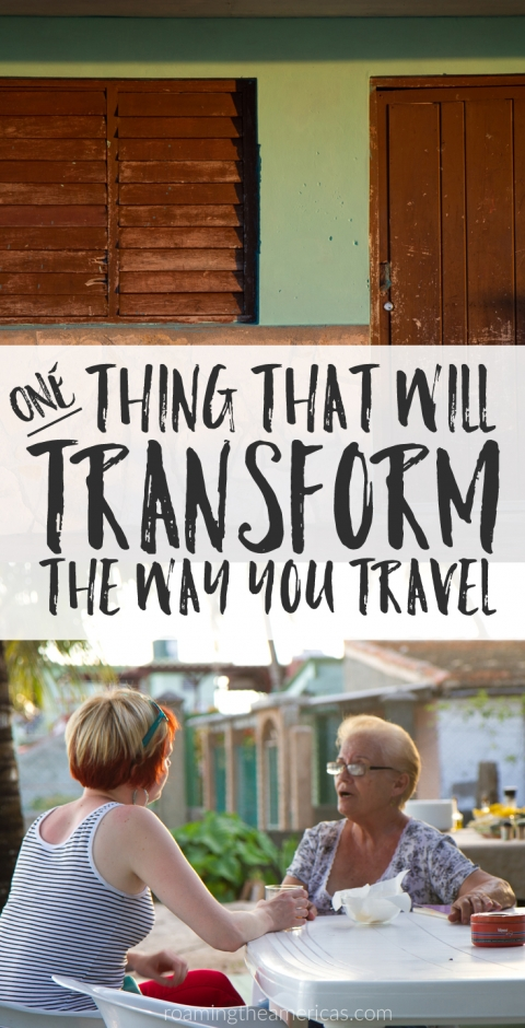 Engaging with culture is an important part of responsible travel. What's the point of learning language when you travel? Part 1 in this language and travel series explores why language learning has the power to transform the way you travel. #totravelistolearn @roamtheamericas