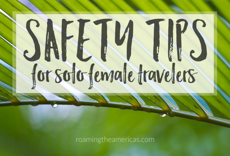 If you're worried about traveling alone as a woman, check out these 11 travel safety tips. Information & facts can give you the confidence to prepare and the wisdom to make a decision that's right for you.