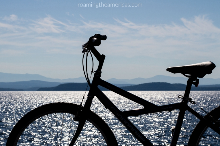 Bike path Burlington, Vermont - In celebration of Earth Day and gorgeous spring weather, here are a few ideas on getting outside, enjoying nature, and protecting the environment as you travel in the U.S. & Latin America.