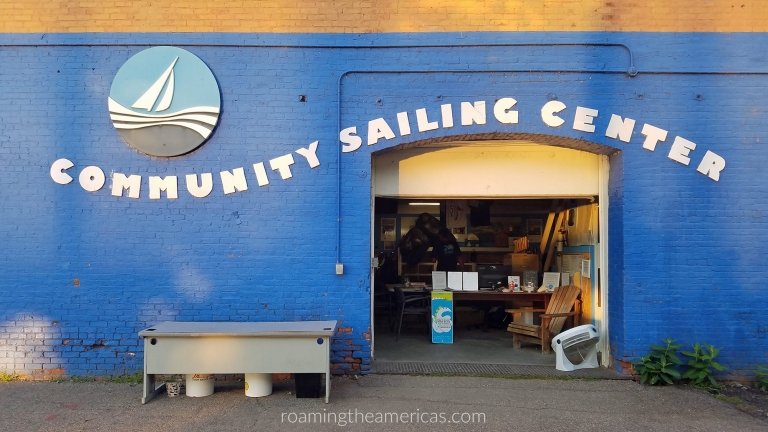 Community sailing center Burlington, Vermont - In celebration of Earth Day and gorgeous spring weather, here are a few ideas on getting outside, enjoying nature, and protecting the environment as you travel in the U.S. & Latin America.