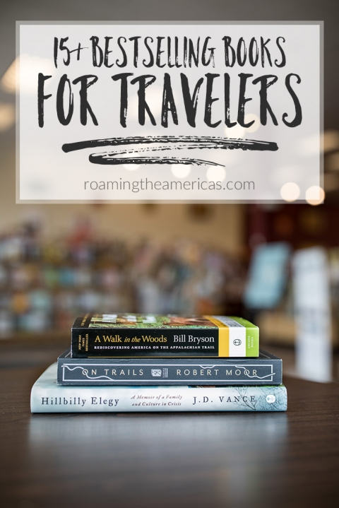 best books for travelers | gift ideas for travelers | books about travel