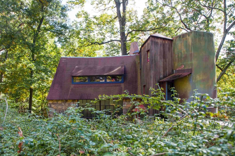 Wharton Escherick Museum near Valley Forge National Park