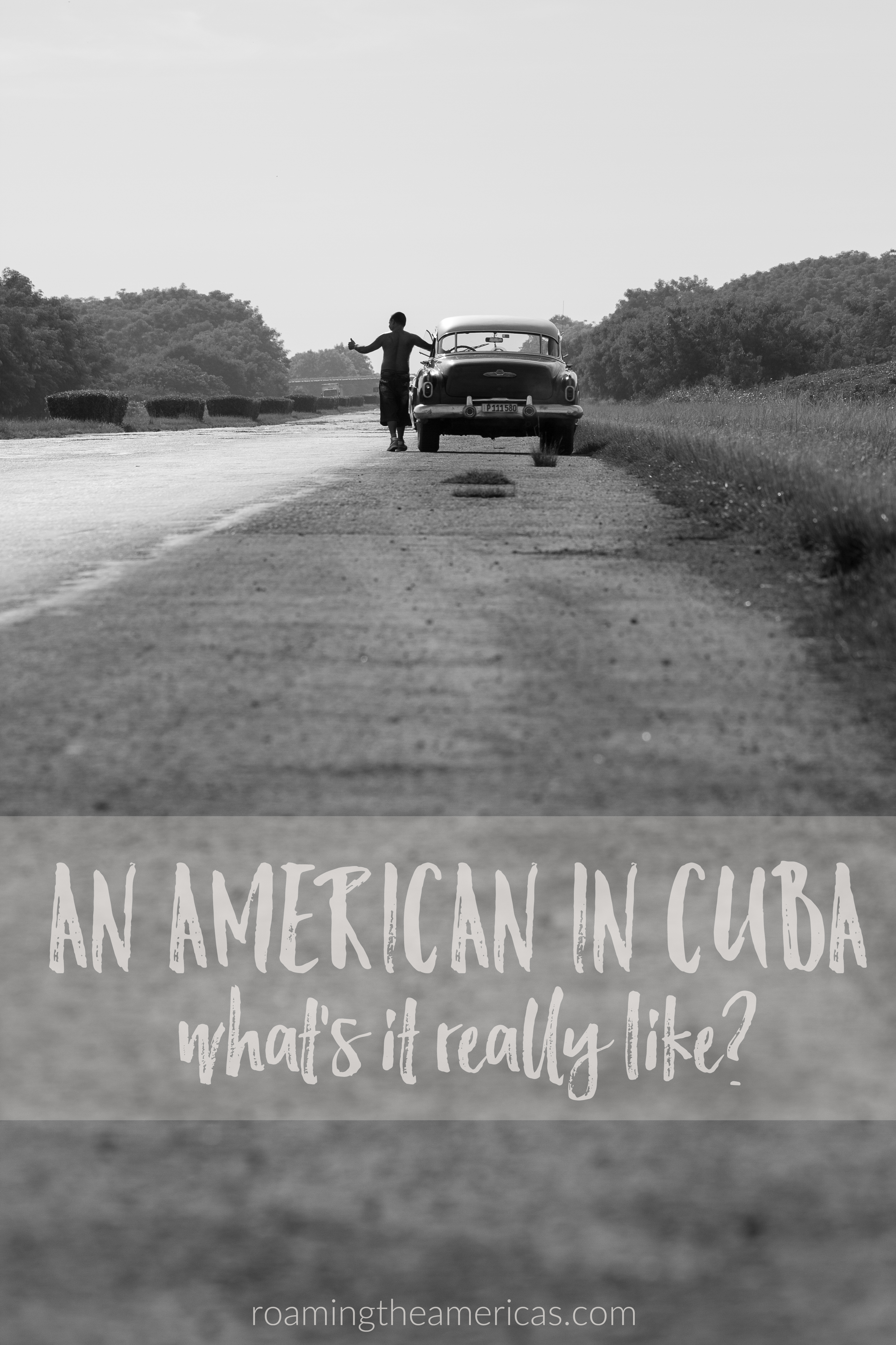 An American in Cuba: What's It Really Like? Reflections on Cuban culture and travel to Cuba as an American from @roamtheamericas