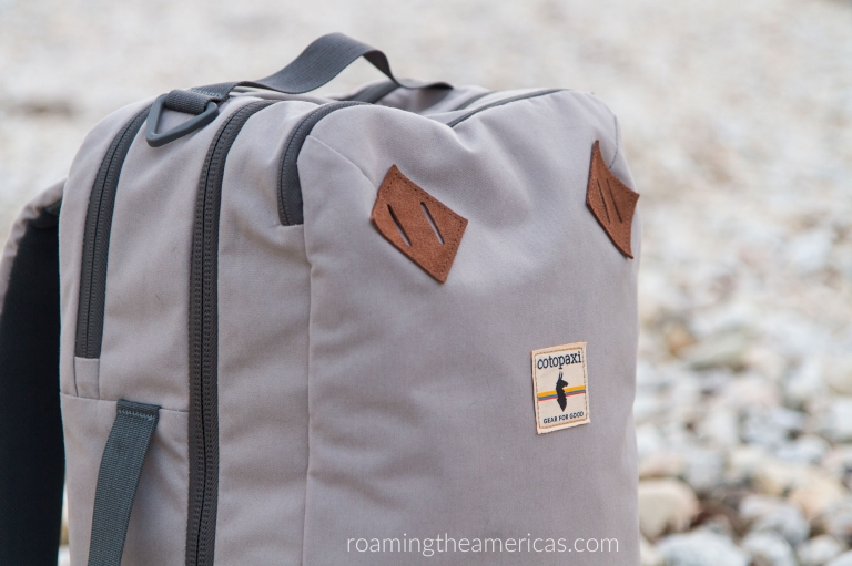 Looking for a compact travel backpack with an organized design that fits carry-on restrictions? The Nazca 24L Travel Pack from Cotopaxi is a great option for short trips! It has a suitcase-style design with zippered compartments and can be carried with a handle, over the shoulder, or as a backpack. Check out this travel backpack review for all the features, pros, and cons of the Nazca 24L. @roamtheamericas