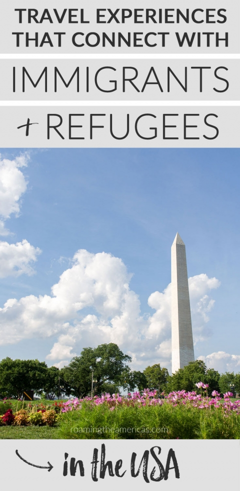 Tours, restaurants, hotels, travel experiences that support immigrants and refugees in the United States | Immigrant owned businesses USA | Refugee owned businesses | Refugees Welcome Here @roamtheamericas #travelUSA #roadtripUSA