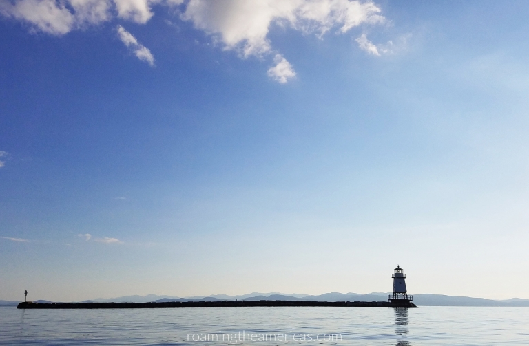 Lake Champlain and Adirondack Mountains - Burlington - In celebration of Earth Day and gorgeous spring weather, here are a few ideas on getting outside, enjoying nature, and protecting the environment as you travel in the U.S. & Latin America.