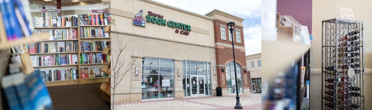 Towne Book Center and Wine Bar near Valley Forge National Park